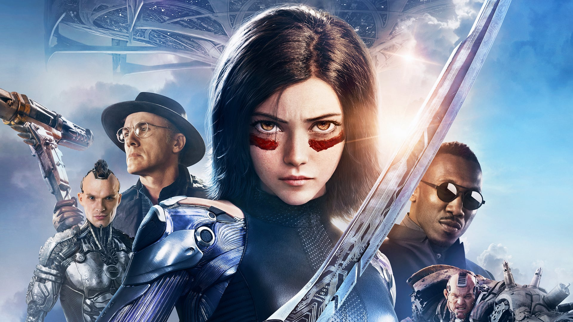 Alita Battle Angel 1-1